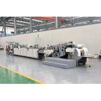Wholesale Ivory Board Sheet Feeding Paper Bag Making Machine 210G - 300G / M2 Die Cutting from china suppliers