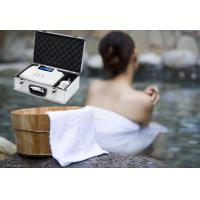 Wholesale Increase Elasticity Electrolysis Hydrogen Production , Home Foot Spa Machine 30*23*13 Cm from china suppliers