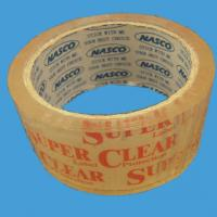 Wholesale non-toxic Self adhesive BOPP Packaging Tape for office / workshop , SGS ROHS from china suppliers