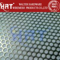 Wholesale China factory of round hole perforated sheet metal from china suppliers