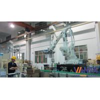 Wholesale Material Handling Robots ABB Robotic Arm 110kg Load With Customize Gripper from china suppliers