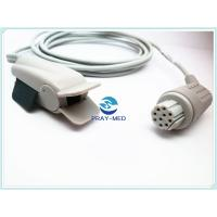 Wholesale Finger Clip Datex Ohmeda Pulse Oximeter Probes , 10 Pin Spo2 Finger Probe from china suppliers