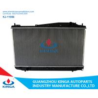 Quality Daewoo Evanda / Magnus 2.0L 2000 Aluminium Car Radiators 46/51*717mm for sale