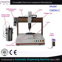 Wholesale Automated Dispensing Machine Adhesive Dispenser With Tank Easy Programming from china suppliers