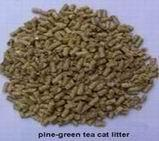 Wholesale green tea cat litter from china suppliers