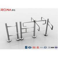 Wholesale Half Height Turnstile Entrance Gates Access Control RS485 Communication Interface from china suppliers