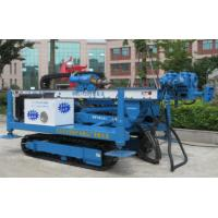 Wholesale High Hoist Rig Anchor Drilling Rig Crawler Mounted Multifunctional from china suppliers