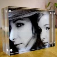 Wholesale Wholesale acrylic magnetic acrylic photo frame from china suppliers