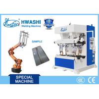 Wholesale Steel Cabinet Corner Automatic Spot Welding Machine With Loading Robot from china suppliers