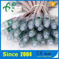 Wholesale 12mm pixel controll light RGB IP67 waterproof full color led pixel light with ic from china suppliers