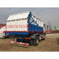 Wholesale 6m3 Road Sweeper Trash Compactor Truck For Dust Removal Euro 2 Euro 3 from china suppliers
