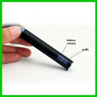 Wholesale eGo LCD E Cig Battery USB Rechargeable Display Puff Number and Remaining Power from china suppliers