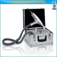 Wholesale Q Switch Laser Tattoo Removal Machine For Skin Rejuvenation Double Wavelength from china suppliers