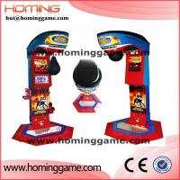 Wholesale Newest Punch Bag Boxing Amusement Game Machine /  China boxing game machine(hui@hominggame.com) from china suppliers