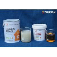 Wholesale Transparent Water Based Fire Retardant Paint For Exterior Wood Doors Timber Cladding from china suppliers