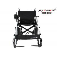 Wholesale 14 Inches Electric Assisted Wheelchair , Lightweight Compact Wheelchair from china suppliers