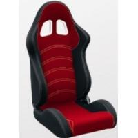 Wholesale Cloth Fabric Material Sport Racing Seats Fully Reclinable / Auto Car Seats from china suppliers