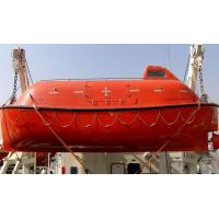 Wholesale Sailing Safety Marine Life Saving Equipment Enclosed Life Boat And Rescue Boat from china suppliers