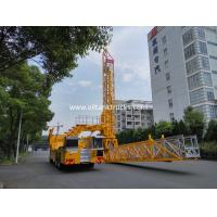 Wholesale 15m Aluminum 800kg Load Bridge Inspection Truck / Truck Mounted Access Platform from china suppliers