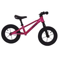 China 12 14 Rose Red Aluminum Alloy  Kids Balance Bike Kids Toys Bike  No Pedal for 2-8 Years Old on sale