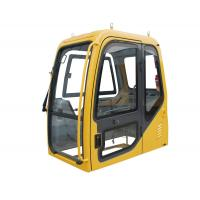 Wholesale OEM Replacement Komatsu PC300-7 Excavator Cab/Cabin Operator Cab and Spare Parts Excavator Glass from china suppliers