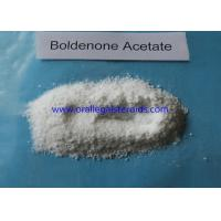 Quality Boldenone Acetate Boldenone Steroid White Crystalline Powder Adds Lean Bulk for sale