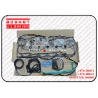 Wholesale Zx330 6HK1 Isuzu Cylinder Gasket Set 1878120681 1-87812068-1 , Isuzu Replacement Parts from china suppliers