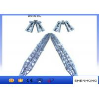 Wholesale Aluminum Tower Erection Tools A Shape Lattice Gin Pole 14KN - 65KN Load from china suppliers