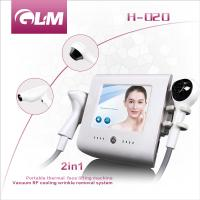 Wholesale Thermal Vacuum Face Lifting RF Slimming Machine / Body Slimming Machine Home Use from china suppliers