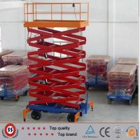 Wholesale Good Quality Four Wheels Hydraulic Lift Platform&Lifting Tools from china suppliers