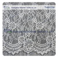Wholesale 1.45*3 Meters size nylon chantilly lace trim for fashion & wedding dress from china suppliers