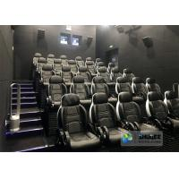 Wholesale Innovative Electric System 5D Movie Theater Chairs With Special Effects from china suppliers
