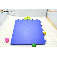 Quality Interlocking PP Portable Volleyball Sport Court Flooring Eco-Friendly for sale