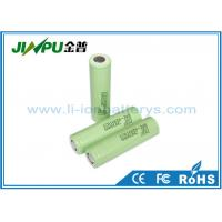Wholesale 2900mAh High Power 18650 3.7V  Li - ion Battery Cell 10A 65mm Height from china suppliers