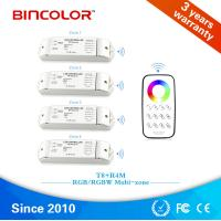 Wholesale Wholesale 4 zones constant Voltage LED strip rgbw controller 24v from china suppliers