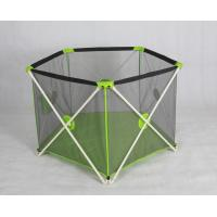 Wholesale Light Weight Super Portable Play Yard 1.2mm Thickness Steel Frame from china suppliers