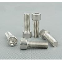 Wholesale Custom Stainless Steel Bolt Screw,Hex Socket Cap Screw from china suppliers