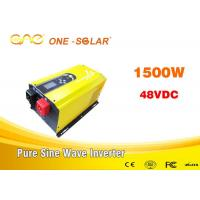 Wholesale 1000w 1500w Power Dc Ac Inverter / DSP Chip Solar Energy Inverter from china suppliers