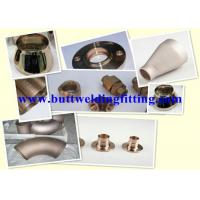 Wholesale UNS C70600 CuNi 90/10 Butt Weld Fittings 90 Degree Steel Pipe Elbow DN65 NPS 2 1/2 from china suppliers