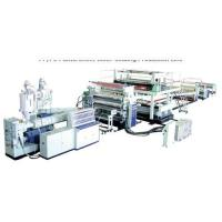 China Aluminum and Plastic Plate Production Line on sale