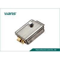 Wholesale High Security Mechanical Electric Rim Lock Stainless Steel For Gate / Door from china suppliers
