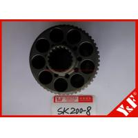 Wholesale Kobelco Excavator Spare Parts Cylinder Block For Sk200 - 8 Travel Motor from china suppliers