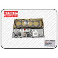 Wholesale 5878177340 5878155453 5-87817734-0 5-87815545-3 Engine Head Overhaul Gasket Set Suitable for ISUZU 4HK1-T NPR from china suppliers