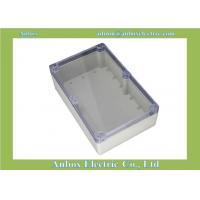 Wholesale Waterproof Sealed Power Junction Box 263*182*60mm w Clear Cover from china suppliers
