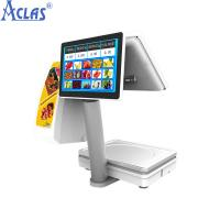 Wholesale ARM-based Touch Scales,PC Scale,Cash Register Scale,PC Scale With Best Price from china suppliers