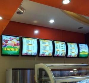 Wholesale RESTAURANT MENU BOARD,PICTURE MENU SLIM LIGHT BOX,fast food menu, KFC menu LED light box ,mcdonald's menu sign box from china suppliers