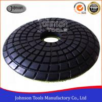 Quality Diamond Polishing Tools 75mm Diamond Convex Polishing Pad For Polishing Stone for sale