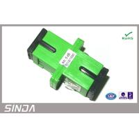 Wholesale RoHS Compliance Fiber Optic Attenuator SC / APC Fixed Adapter Type from china suppliers