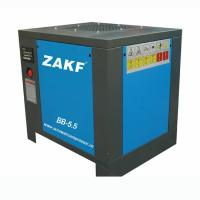 Wholesale Mini High Pressure Rotary Screw Compressor 5.5 HP 4 KW Belt Air Cooling ZAKF from china suppliers