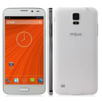 Wholesale Mijue M900 Android Smartphone 5 inch Screen MTK6582 Quad core 1GB RAM 4GB ROM Dual Camera from china suppliers